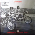 FLOWER TRAVELLIN' BAND-ANYWHERE-'70 JAPANESE PSYCHEDELIC BLUES-NEW COLORED LP+CD