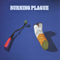 Burning Plague-Burning Plague-'70 Belgian Blues Rock-NEW LP RED
