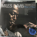 Miles Davis-Kind Of Blue-'59 JAZZ CLASSIC-NEW LP COLORED