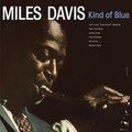 Miles Davis-Kind Of Blue-'59 JAZZ CLASSIC-NEW LP 180gr GATEFOLD