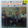 John Mayall & The Bluesbreakers/Eric Clapton-Bluesbreakers-'66 UK BLUES ROCK-LP