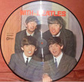 Beatles - With The Beatles-NEW PICTURE LP