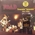 Toad-Yearnin' Learnin'-Live 1978-Swiss Hard Prog Rock-NEW 2LP COLORED + Cassette