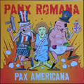 Panx Romana-Pax Americana-Greek Punk Rock-NEW LP+CD