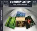 Dorothy Ashby-The Jazz Harpist/Hip Harp/In A Minor Groove/Soft Winds-NEW 2CD