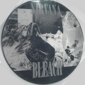 Nirvana-Bleach-'89 GRUNGE ROCK-NEW PICTURE DISC LP