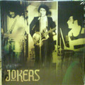 Jokers-Jokers-'72 Tehran,Iran-Heavy Underground Rock-NEW LP