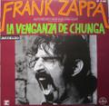 FRANK ZAPPA-La Venganza De Chunga(Chunga's Revenge)-'70 CLASSIC ROCK-NEW LP