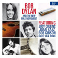 Bob Dylan And The New Folk Movement-J.Collins,J.Baez,B.Gibson,Dave Van Ronk-2LP