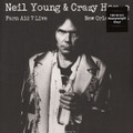 Neil Young & Crazy Horse-Live At Farm Aid 7 New Orleans 1994-NEW LP