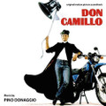 Pino Donaggio-Don Camillo-Italian OST-new LP