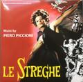Piero Piccioni-Le Streghe-'67 OST-NEW LP