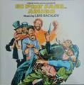 Luis Bacalov-Si Può Fare...Amigo-'72 OST Italian Western-NEW LP