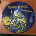 IRON MAIDEN-LIVE AFTER DEATH-NEW PICTURE DISC LP