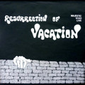 Vacation-Resurrection Of Vacation-'71 Belgian heavy blues rock trio-NEW LP