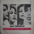Quarteto Em Cy/Tamba Trio-Som Definitivo-'66 Samba,Bossa Nova,MPB-NEW CD