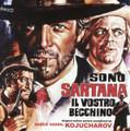 Vasco Vassil Kojucharov-Sono Sartana,Il Vostro Becchino-WESTERN OST-NEW CD