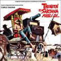 Carlo Savina-Trinità E Sartana: Figli Di ...-'72 ITALIAN WESTERN OST-NEW CD
