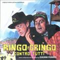 Gianni Ferrio-Ringo E Gringo Contro Tutti-'66 ITALIAN WESTERN OST-NEW CD