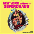 Benedetto Ghiglia-New York Chiama Superdrago-'65 ITALIAN SPY OST-NEW CD