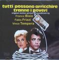 Bixio/Frizzi/Tempera-Tutti Possono Arricchire Tranne I Poveri-'76 ITALIAN OST-NEW CD