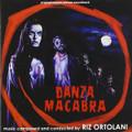 Riz Ortolani-Danza Macabra-'64 ITALIAN HORROR OST-NEW CD