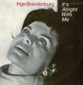 Inge Brandenburg-It's Alright With Me -'65 BERLIN JAZZ-NEW LP