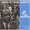 Oscar Pettiford Quartet-We Get The Message-'58 LIVE JAZZ HAMBURG-NEW LP