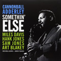 Cannonball Adderley-Somethin' Else-'58 JAZZ-NEW LP