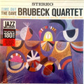 The Dave Brubeck Quartet-Time Out-'59 JAZZ CLASSIC-NEW LP 180g