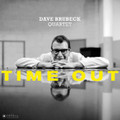 The Dave Brubeck Quartet-Time Out-'59 JAZZ CLASSIC-NEW LP 180g GAT