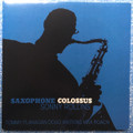 Sonny Rollins-Saxophone Colossus-'56 Jazz-NEW LP