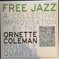 The Ornette Coleman Double Quartet-Free Jazz-'61 Jazz-NEW LP