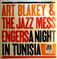 Art Blakey & The Jazz Messengers-A Night In Tunisia-'61 Hard Bop Jazz-NEW LP