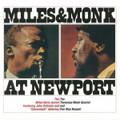 Miles Davis Sextet & Thelonious Monk Quartet-Miles & Monk At Newport-NEW LP