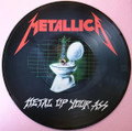 Metallica-Metal Up Your Ass-NEW PICTURE LP
