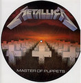 Metallica-Master Of Puppets-NEW PICTURE LP
