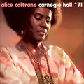 Alice Coltrane-Carnegie Hall '71-NEW 10""