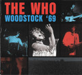 The Who-Woodstock '69-NEW CD DIGIPACK