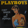 Chet Baker & Art Pepper-Playboys-'56 Cool Jazz-NEW LP