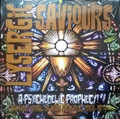 VA-Lysergic Saviours A Psychedelic Prophecy!-'68-74 Christian Rock-LP+CD