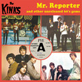 The Kinks-Mr. Reporter And Other Unreleased 60's Gems-NEW LP RED