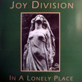 Joy Division-In A Lonely Place-Post-Punk-NEW LP COLORED