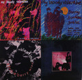 My Bloody Valentine-Kiss The Eclipse: EP's '86-87-Shoegaze,Indie Rock-NEW LP RED