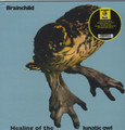 Brainchild-Healing Of The Lunatic Owl-'70 UK Prog Rock-new LP+CD