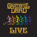 The Grateful Dead-Best of the Grateful Dead Live:Volume 1-'69-77-NEW 2LP