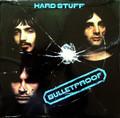 Hard Stuff-Bulletproof+Bonus-'72 UK Hard Rock-NEW LP