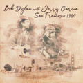 BOB DYLAN/JERRY GARCIA-SAN FRANCISCO 1980-LIVE-NEW 2LP