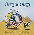 GRATEFUL DEAD-LIVE IN STANFORD CA '88-NEW 3LP