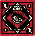 1000MODS-Vultures-Greek Stoner Rock,Psychedelic-NEW CD